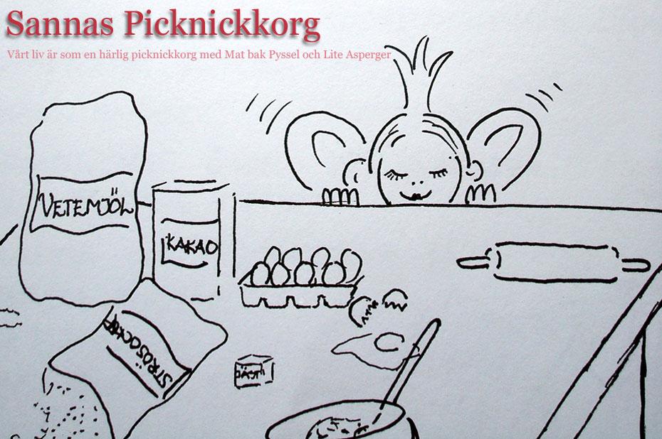Välkommen till Sannas Picknickkorg!